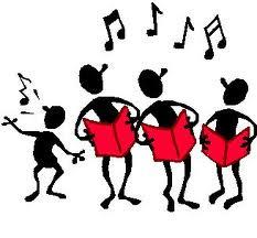 singing logo