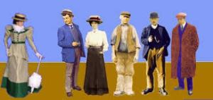 1914 costumes